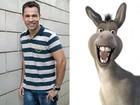 Rodrigo Sant'Anna vai interpretar burro no musical 'Shrek'