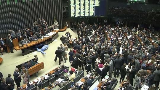 Câmara aprovou reforma trabalhista por 296 votos a 177
