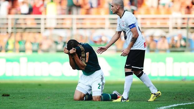 Palmeiras x Corinthians (Foto: Marcos Ribolli / Globoesporte.com)