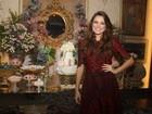 Kamilla Salgado faz chá de panelas para família a 15 dias de casamento