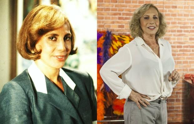 Arlete Salles (Foto: Acervo Tv Globo | Globo/Artur Meninea )