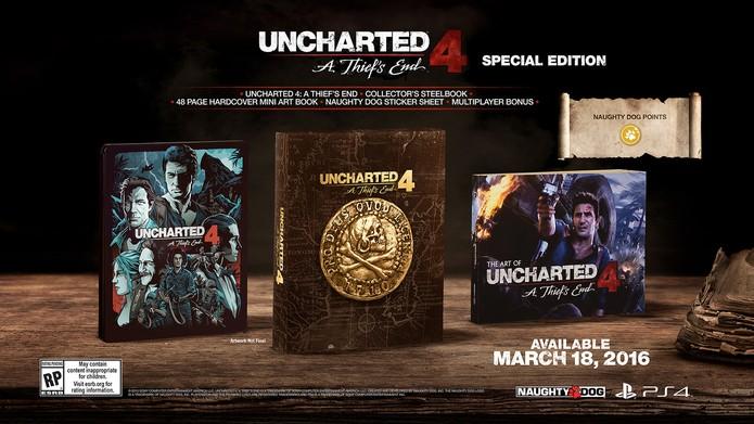 Uncharted 4 (Foto: Divulgação)