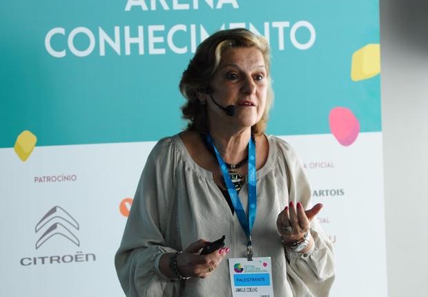 Jamile Coelho, fundadora e diretora do Espaço Educacional (Foto: Rafael Jota/Editora Globo)