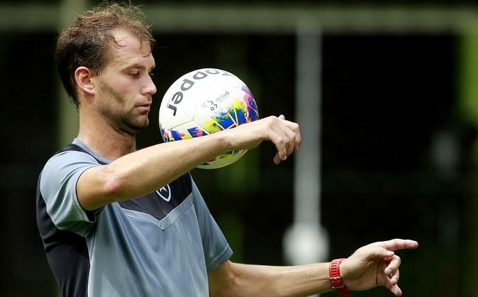 Joel Carli Botafogo (Foto: Vitor Silva / SSPress / Botafogo)