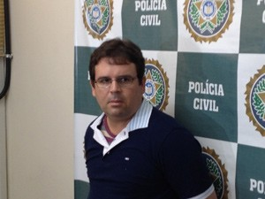 Alessandro Rufino é suspeiro do crime  (Foto: Renata Soares/G1)
