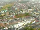 Retorno para Salvador deixa trânsito lento na Rodoviária nesta segunda