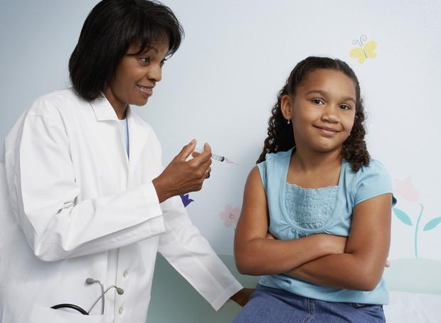 Vacinação (Foto: Thinkstock)