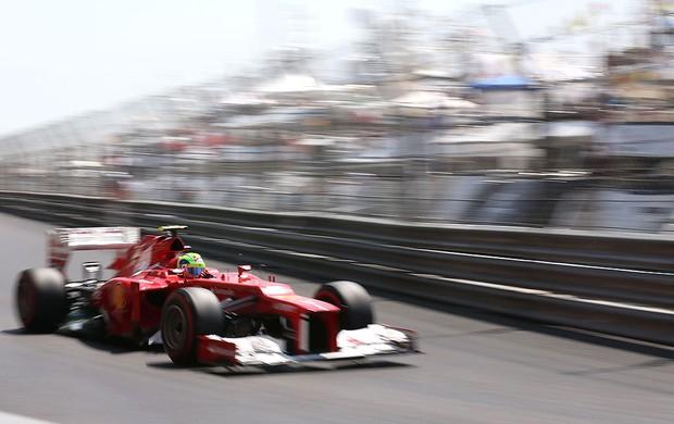 Massa, F1, Mônaco (Foto: Agência Getty Images)