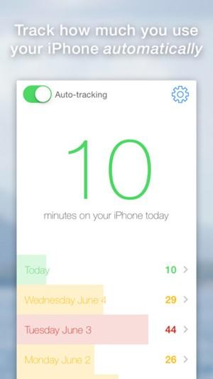 Aplicativo Moment calcula quanto tempo o usuário fica conectado no smartphone (Foto: Divulgação)