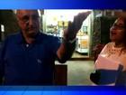 Prefeito é flagrado por estudantes em bar após cancelar reunião; vídeo