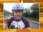 'Carro vinha em zigue-zague', diz testemunha sobre morte de ciclista