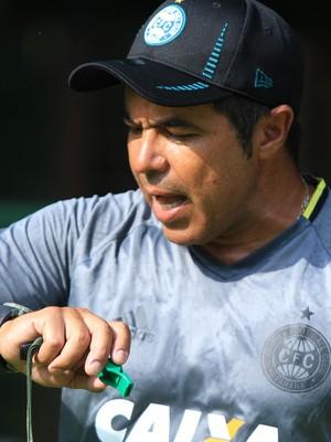 Robson Gomes Coritiba preparador físico (Foto: Divulgação/Coritiba)