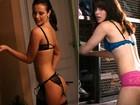 Paolla Oliveira e Rachel McAdams são sósias. Quem é a mais sexy?