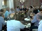 Temer recebe deputados no Alvorada para pedir aprovação da PEC do teto