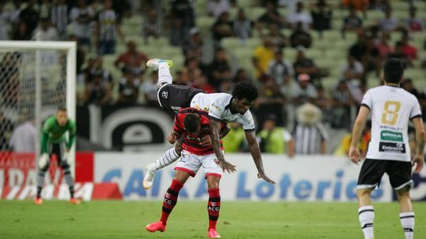 Ceará x Atlético-GO Série B Arena Castelão (Foto: Kid Júnior/Agência Diário)