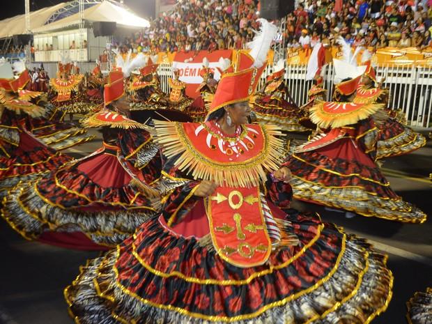 Boêmios do Laguinho tenta o segundo título seguindo em 2015 (Foto: Abinoan Santiago/G1)