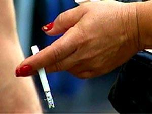 Mulher fumante tem mais chance de ter aneurisma cerebral (Foto: Reprodução / EPTV)