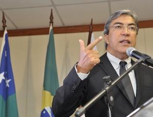 Governador de Sergipe Marcelo Deda (Foto: Marcelle Cristinne/ASN)