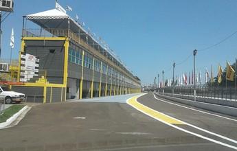 Autódromo de Londrina recebe etapa da Stock Car após quatro anos