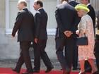 Obama e Putin conversam durante comemorações dos 70 anos do Dia D