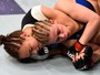 "Michelle Waterson ""apaga"" VanZant no primeiro round no UFC Sacramento"