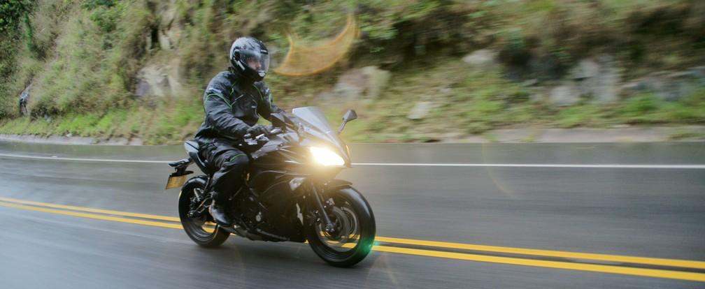 Kawasaki Ninja 650 (Foto: Divulgação)