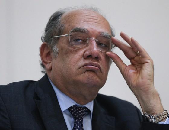 Gilmar Mendes (Foto: ANDRE COELHO / Agência O Globo)