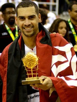 Basquete nbb Flamengo e Uberlândia final marquinhos melhor jogador da temporada (Foto: André Durão / Globoesporte.com)