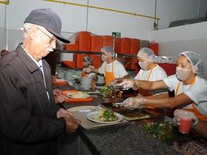 Unidade do Bom Prato de Mogi das Cruzes (Foto: Luiz Vicente Pereira/Secretaria Estadual de Desenvolvimento Social)