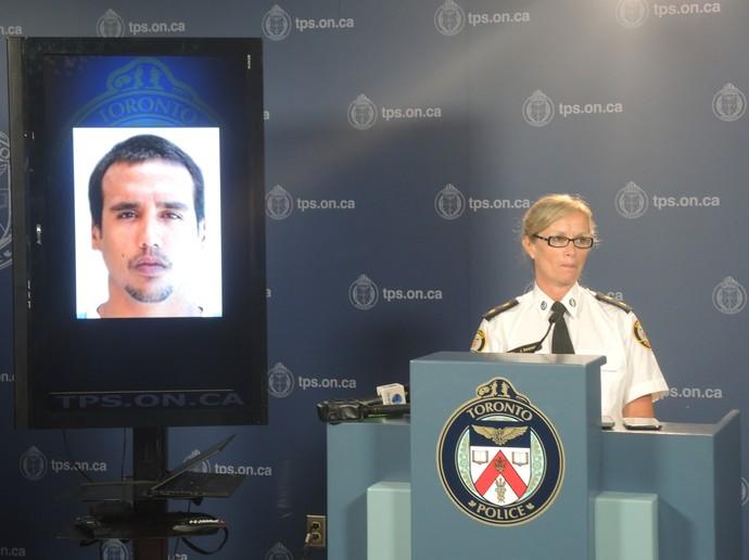 Pan de Toronto coletiva abuso sexual Thye Mattos inspetora Joanna Beaven-Desjardins (Foto: Thierry Gozzer )