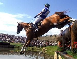 Carlos Paro cavaleiro Brasil  (Foto: Getty Images)