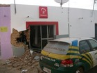 Quadrilha explode agência bancária e arromba Correios no interior do Piauí