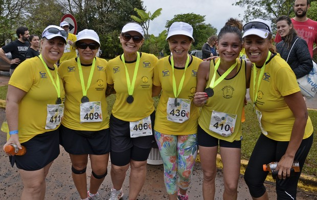 Meia Maratona Iguaçu Eu Atleta (Foto: Samantha Bonnel)