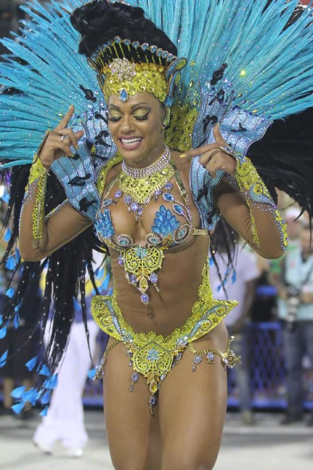 Ana Paula Evangelista (Foto: Daniel Pinheiro /AgNews )