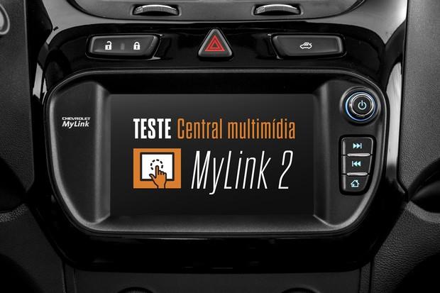 Chevrolet MyLink 2 (Foto: Autoesporte)