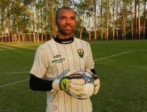 Goleiro Emerson do Cuiabá (Foto: Assessoria/Cuiabá Esporte Clube)