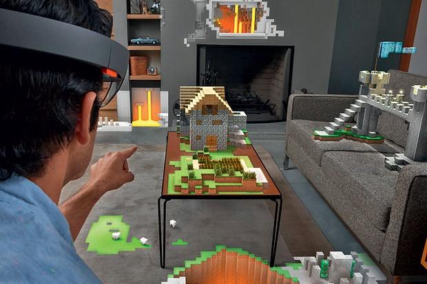 Cinco fatos sobre o HoloLens, o óculos inteligente da Microsoft