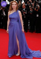 Look do dia: Jessica Chastain brilha no Festival de Cannes