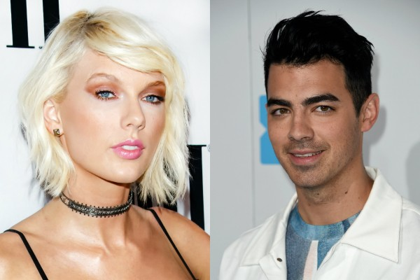 Joe Jonas e Taylor Swift (Foto: Getty Images)