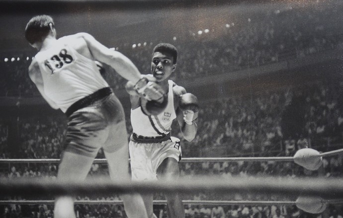 Muhammad Ali museu Colorado Springs Olimpíadas (Foto: David Abramvezt)