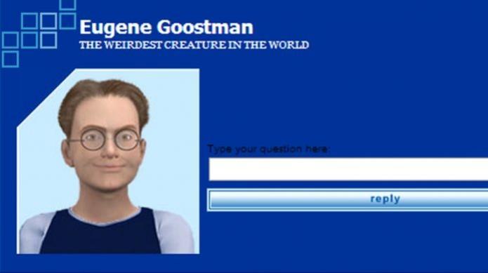 O programa Eugene Goostman virou assunto no Reino Unido (Foto: Reprodução) (Foto: O programa Eugene Goostman virou assunto no Reino Unido (Foto: Reprodução))