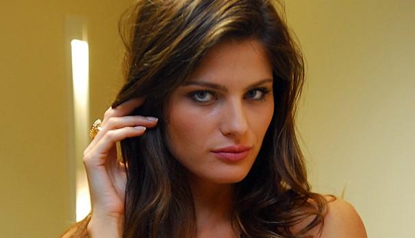 Isabeli Fontana (Foto: TV Globo / Alex Carvalho)