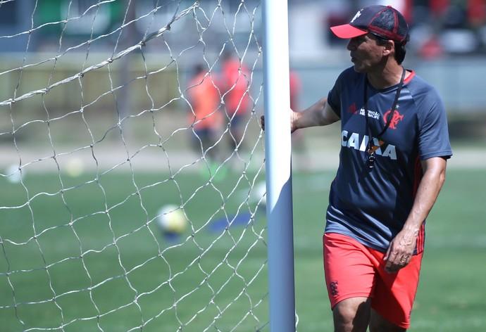 Zé Ricardo Flamengo (Foto: Gilvan de Souza / Flamengo)