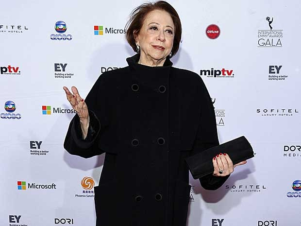 Fernanda Montenegro (Foto: Neilson Barnard / Getty Images / AFP Photo)