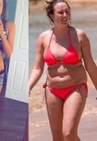 Ex-participante de reality show perde peso e vira sensação na web