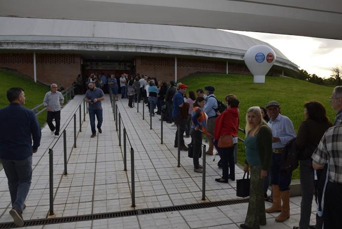 Galpão Crioulo, Grande Encontro (Foto: Adriano Vedovi/Divulgação)