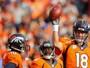 Despedida? Com Manning em xeque, Broncos encaram perigosos Steelers