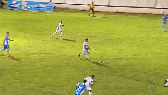 Inter de Limeira vence Marília fora de casa e assume liderança da Série A3