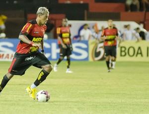 Marcelinho Paraíba, destaque do Sport (Foto: Divulgação/Sport)
