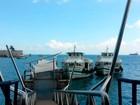 Maré baixa faz travessia Salvador-Mar Grande parar por mais de 2h